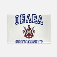 OHARA University Rectangle Magnet