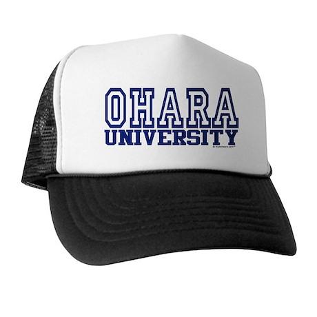 OHARA University Trucker Hat