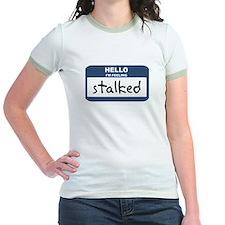 Feeling stalked T