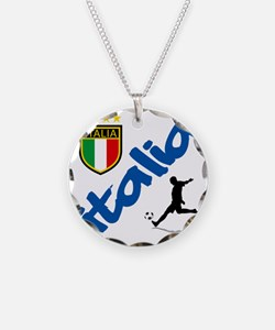 italian soccer Necklace