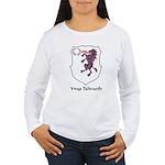 Ynys Taltraeth Women's Long Sleeve T-Shirt