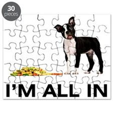 Boston Terrier Riddle Puzzle