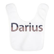 Darius Stars and Stripes Bib