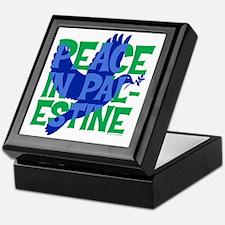 peace-in-palestine-t-shirt Keepsake Box