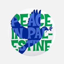 "peace-in-palestine-t-shirt 3.5"" Button"