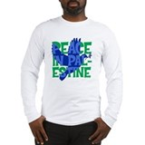 Peace in palestine Long Sleeve T-shirts