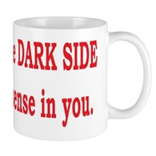 DARK SIDE Small Small Mug