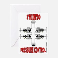 Im In Press Control 1 A4 Greeting Card
