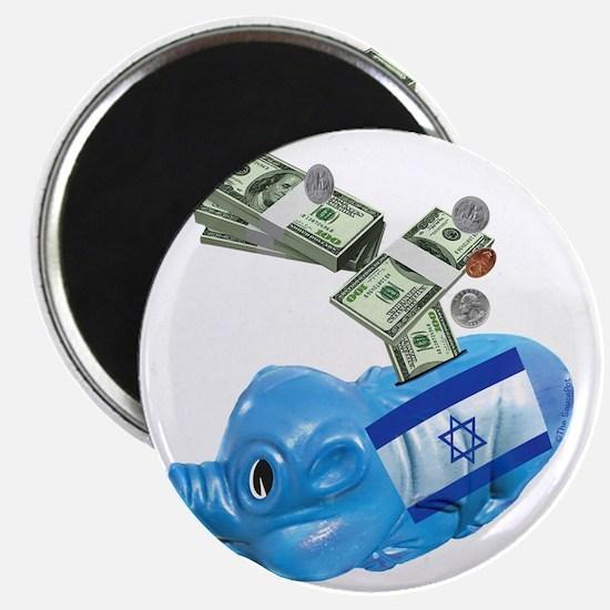 israel-piggy-bank-t-shirt Magnet