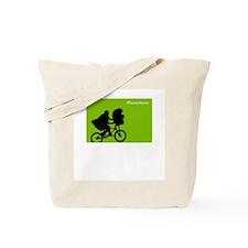 iPhone home Tote Bag
