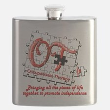 ot puzzle red Flask