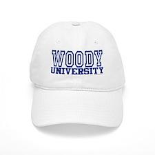 WOODY University Baseball Baseball Cap