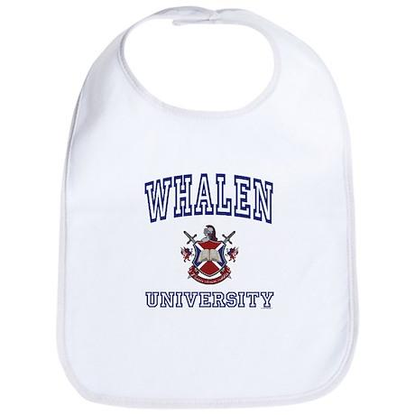 WHALEN University Bib