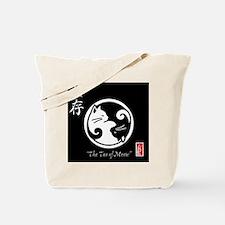 tao-of-meow Tote Bag
