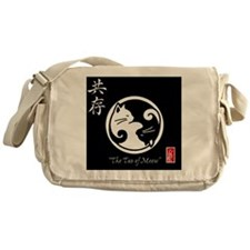 tao-of-meow Messenger Bag