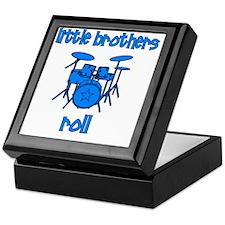 drums_littlebrothersroll_BLUE Keepsake Box