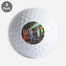 10x10_apparel_sistahs Golf Ball