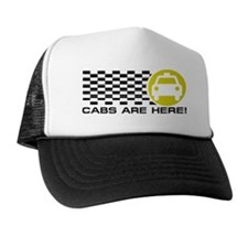 cabs-are-here Trucker Hat