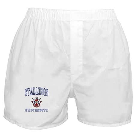 STALLINGS University Boxer Shorts