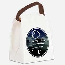 spoonfed tribe tee design 7 Canvas Lunch Bag