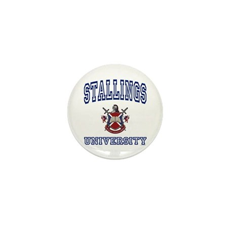 STALLINGS University Mini Button