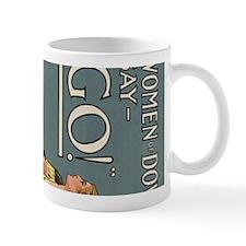 Women of Downton side Mug