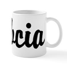 babcia script Small Mug