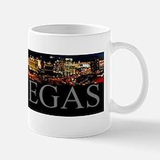 10.5x3.5at250NightVegasStripFromRio Mug