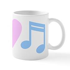PeaceLoveMusic-multi Mug