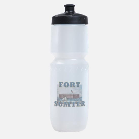 ABH Fort Sumter Sports Bottle