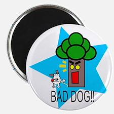 Anime Bad Dog Magnet
