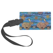 Year of the Rabbit Luggage Tag