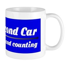 Lightsecond Car 1 miles Mug