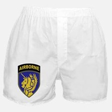 13th Airborne Division Boxer Shorts