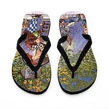 Unk. Alice Flip Flops