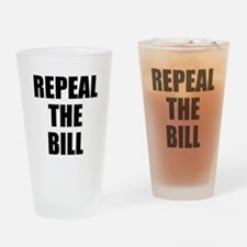 repeal Drinking Glass