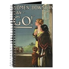 Women of Downton Journal