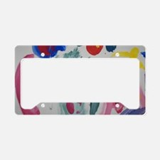Josie Bremner License Plate Holder
