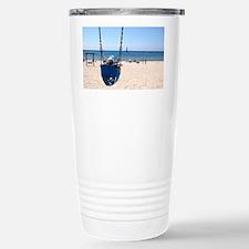 swing_beach Stainless Steel Travel Mug