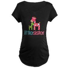 funky giraffe little sister T-Shirt