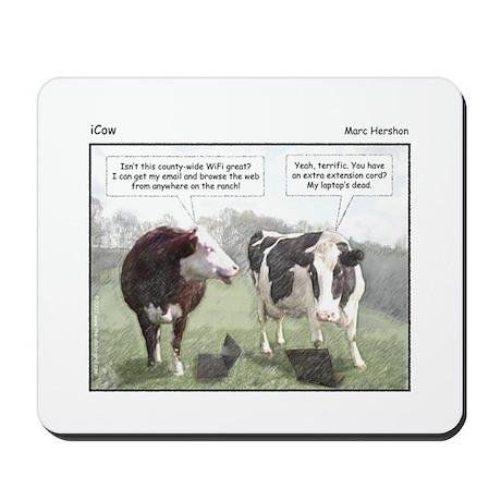 iCow Mousepad