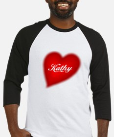 I love Kathy products Baseball Jersey