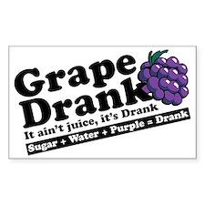 Grape Drank Decal