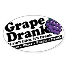 Grape Drank Decal