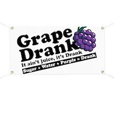 Grape Drank Banner