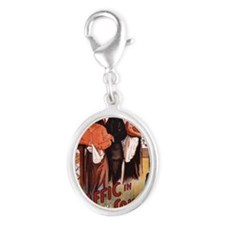 magnet-trafficinSouls Silver Oval Charm