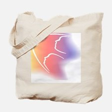 Wings of Peace Tote Bag