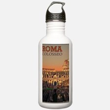 Rome - Colosseum Moon Water Bottle