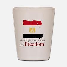 Freedom revolution Shot Glass