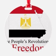 Freedom revolution Ornament